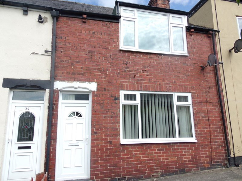 2 Bedrooms Property for sale in Ewe Hill Terrace, Fencehouses, Houghton Le Spring, Tyne and Wear, DH4 6JX
