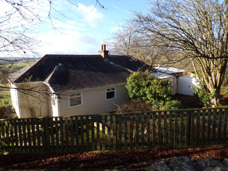3 Bedrooms Bungalow for sale in ,, Greenhaugh, Hexham, Northumberland, NE48 1PS