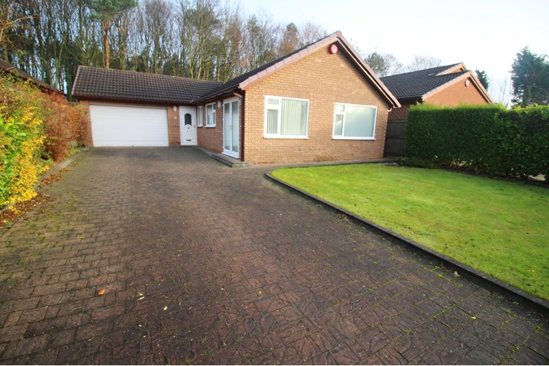 3 Bedrooms Bungalow for sale in The Willows, Barmston, Washington, Tyne and Wear, NE38 8JE