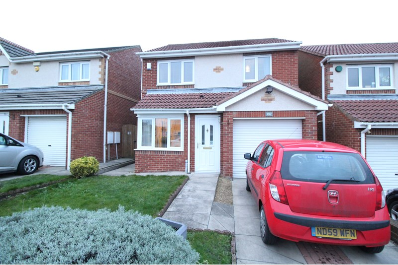 3 Bedrooms Property for sale in Redewood Close, Slatyford, Newcastle upon Tyne, Tyne and Wear, NE5 2NZ