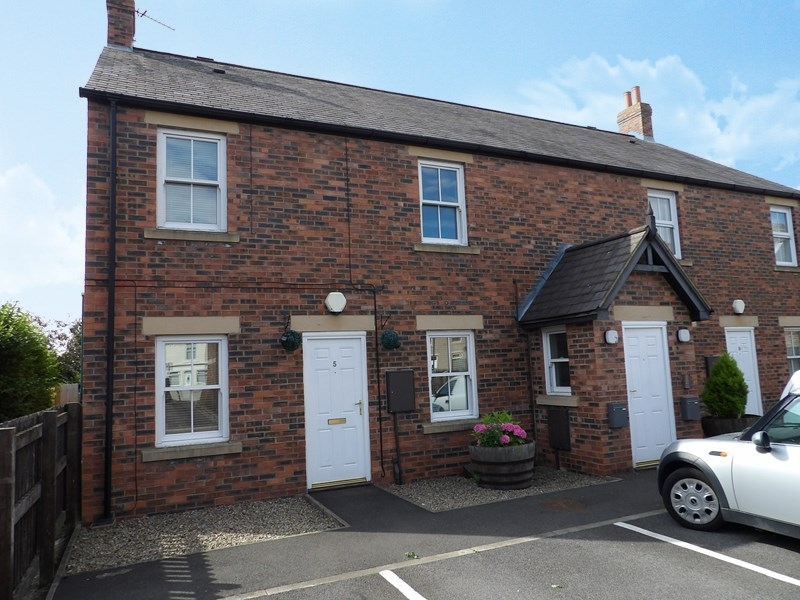 2 Bedrooms Apartment Flat for sale in Oxley Mews, Boldon Colliery, Boldon Colliery, Tyne & Wear, NE35 9BB