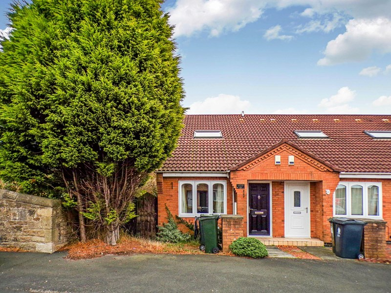 1 Bedroom Bungalow for sale in Roseberry Grange, Palmersville, Newcastle upon Tyne, Tyne and Wear, NE12 9DD
