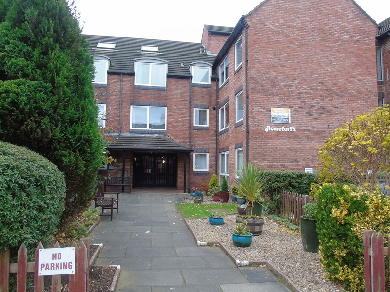 1 Bedroom Apartment Flat for sale in Homeforth House High Street, Gosforth, Newcastle upon Tyne, Tyne and Wear, NE3 1LL