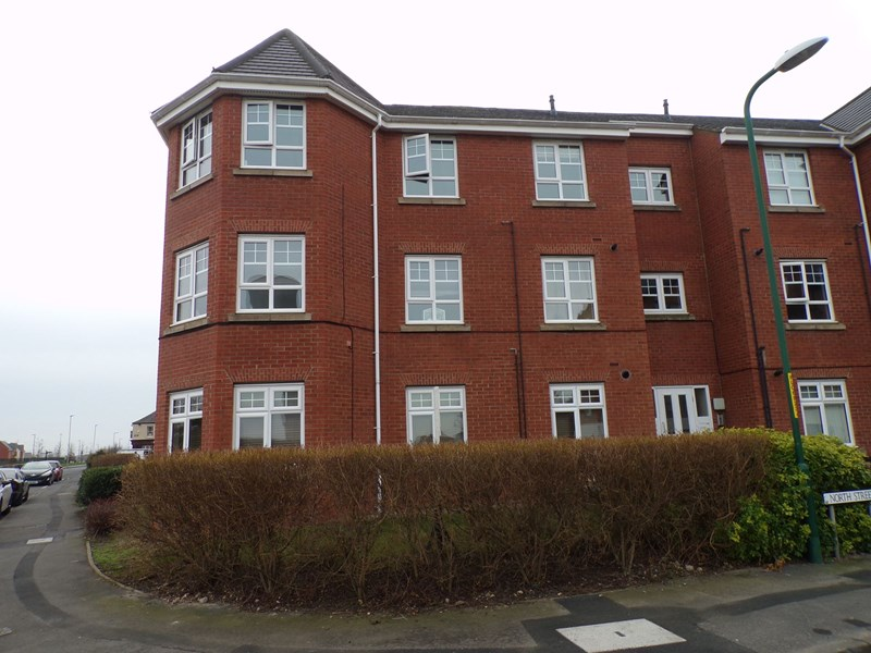 2 Bedrooms Apartment Flat for sale in North Street, Jarrow, Jarrow, Tyne and Wear, NE32 3PG