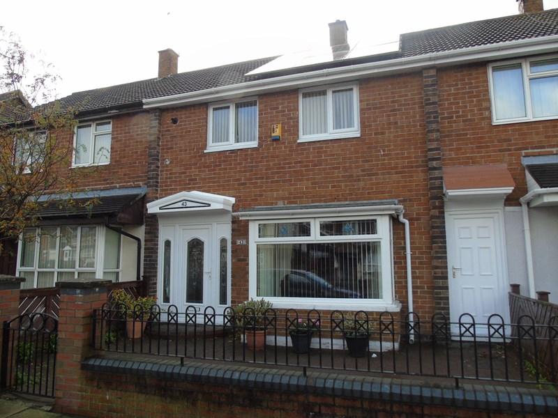 3 Bedrooms Property for sale in Brunswick Road, Town End Farm, Sunderland, Tyne and Wear, SR5 4JG