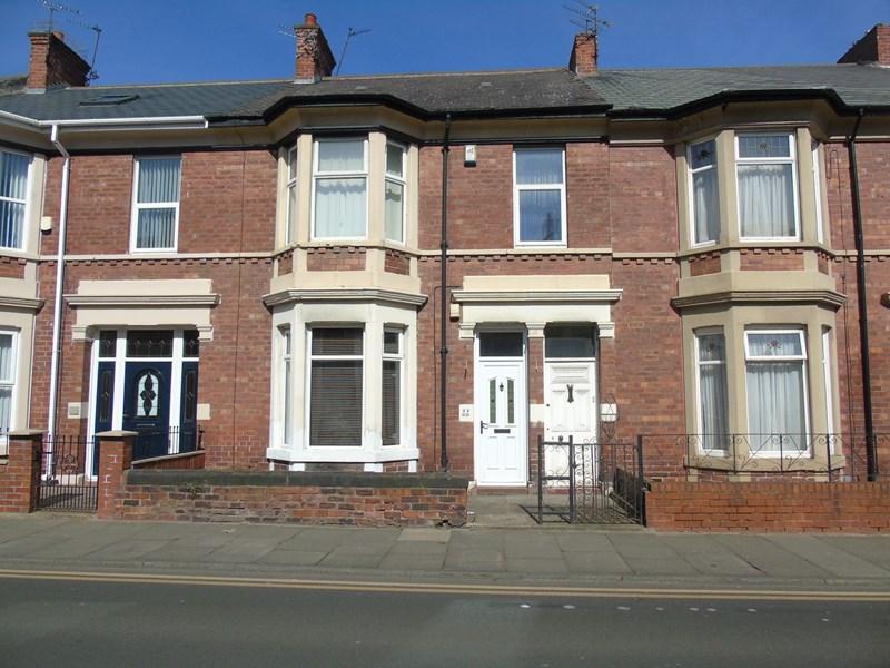 2 Bedrooms Property for sale in Trevor Terrace, North Shields , North Shields, Tyne and Wear , NE30 2DE