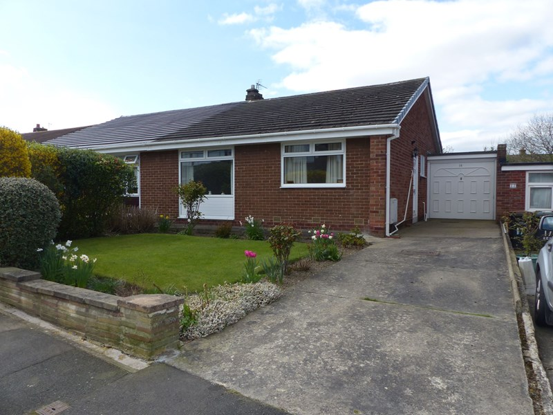 2 Bedrooms Bungalow for sale in Kenilworth, Great Lumley, Chester Le Street, Durham, DH3 4LZ