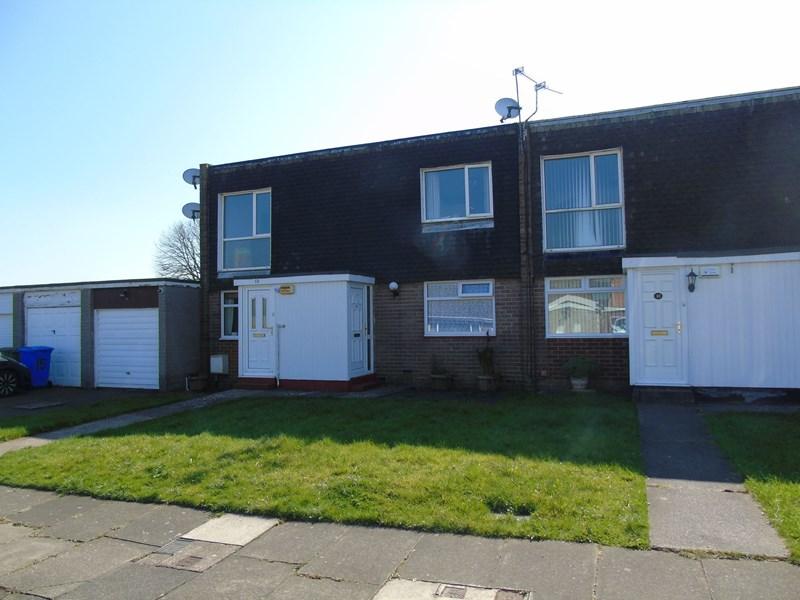 2 Bedrooms Property for sale in Alexandra Way, Cramlington, Northumberland, NE23 6EA