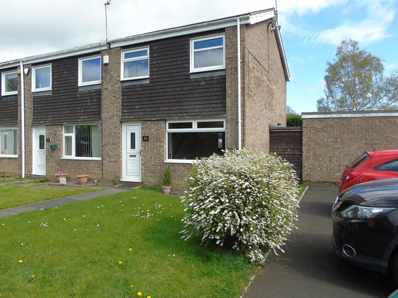 3 Bedrooms Property for sale in Clifton Court, Kingston Park, Newcastle upon Tyne, Tyne and Wear, NE3 2YE
