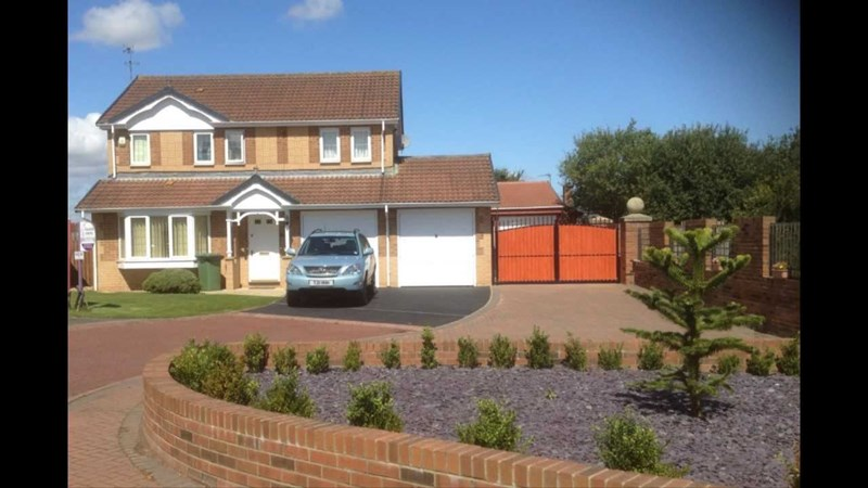 4 Bedrooms Property for sale in Weldon Close, Shotton Colliery, Shotton Colliery, Durham, DH6 2YJ