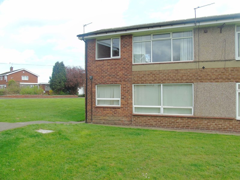 1 Bedroom Property for sale in Woodhorn Drive, Choppington, Northumberland, NE62 5EP