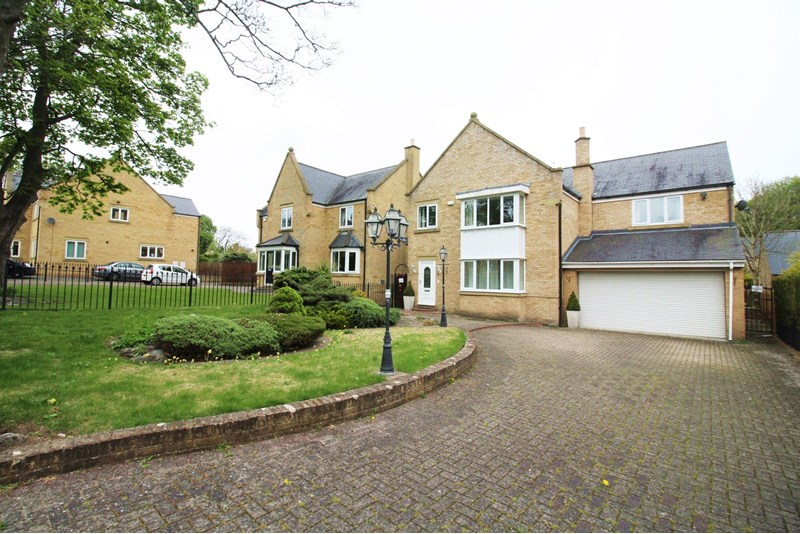 4 Bedrooms Property for sale in Marwell Drive, Usworth Hall, Washington, Tyne and Wear, NE37 3LR