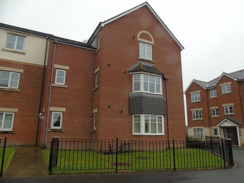 2 Bedrooms Apartment Flat for sale in Haydon Drive, Wallsend, Tyne and Wear, NE28 0BH