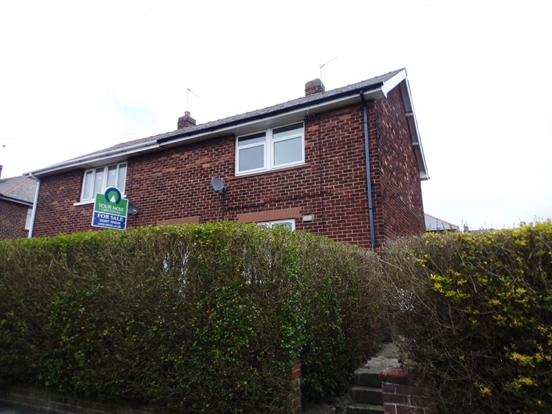 2 Bedrooms Property for sale in Willow Crescent, Leadgate, Consett, Durham, DH8 7RQ