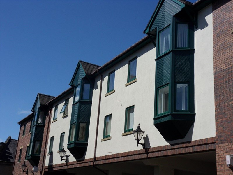 2 Bedrooms Apartment Flat for sale in Pudding Mews, Hexham, Northumberland, NE46 3SW