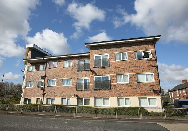 2 Bedrooms Apartment Flat for sale in Mindrum Terrace, North Shields, Tyne and Wear, NE29 7BX