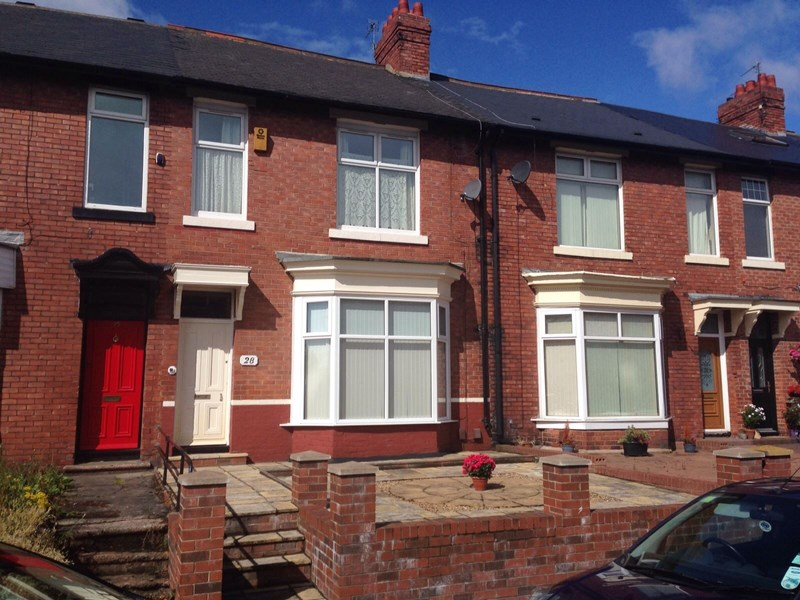 2 Bedrooms Property for sale in Ewesley Road, High Barnes , Sunderland, Tyne and Wear, SR4 7RJ