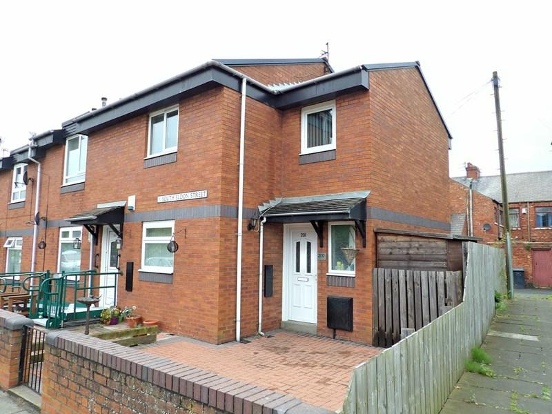 2 Bedrooms Property for sale in South Eldon Street, South Shields, South Shields, Tyne and Wear, NE33 5AL