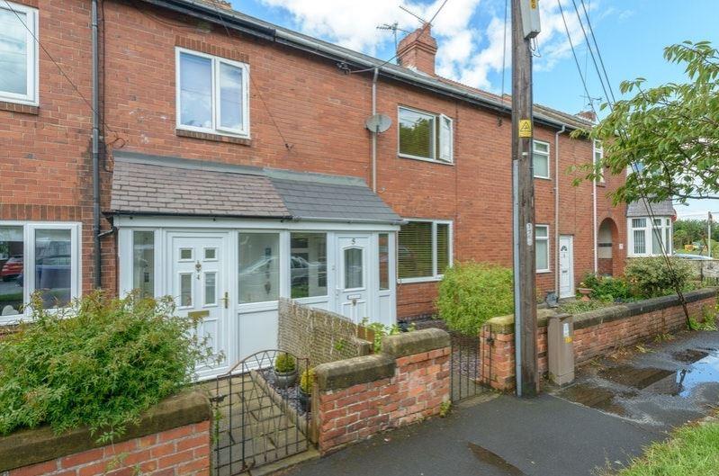 2 Bedrooms Property for sale in Spring Ville, East Sleekburn, Bedlington, Northumberland, NE22 7AZ