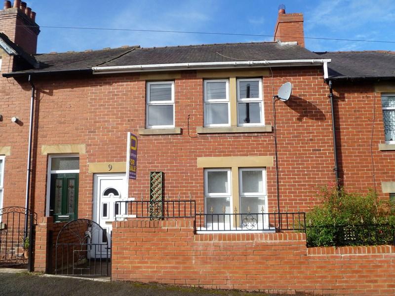 3 Bedrooms Property for sale in Riding Terrace, Stocksfield, Stocksfield, Northumberland, NE43 7BU