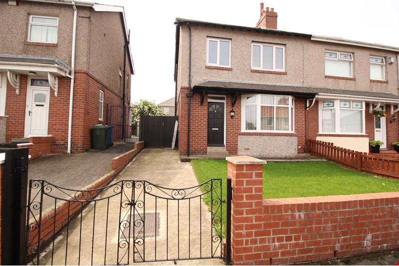 3 Bedrooms Property for sale in Benwell Hill Gardens, Fenham, Newcastle upon Tyne, Tyne and Wear, NE5 2EB