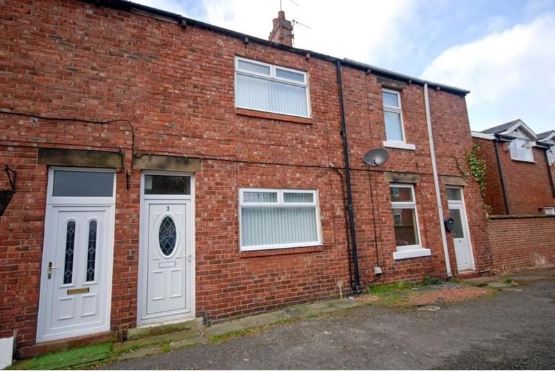 2 Bedrooms Property for sale in Barrack Terrace, Kibblesworth, Gateshead, Tyne and Wear, NE11 0YQ