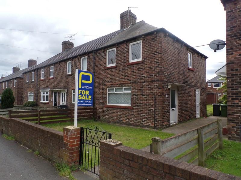 2 Bedrooms Property for sale in Hedgeley Road, Hebburn, Hebburn, Tyne and Wear, NE31 1HB