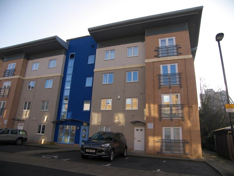 2 Bedrooms Apartment Flat for sale in Knightsbridge Court, Gosforth, Newcastle upon Tyne, Tyne and Wear, NE3 2JZ