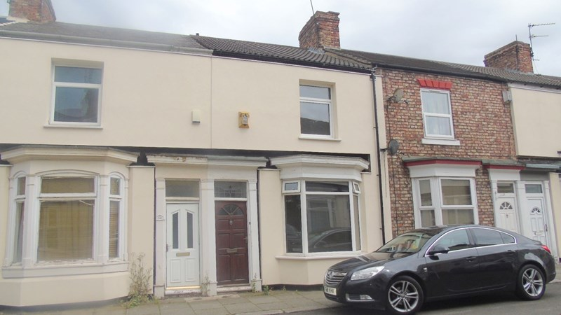 2 Bedrooms Property for sale in Bedford Street, Newtown , Stockton-on-Tees, Cleveland, TS19 0DA