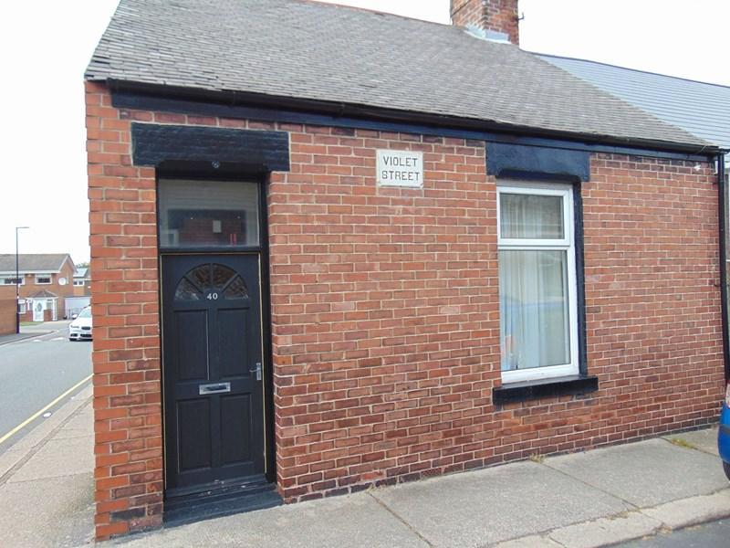 2 Bedrooms Property for sale in Violet Street, Sunderland, Tyne and Wear, SR4 6AE