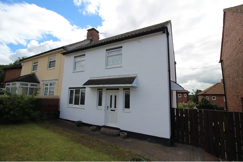 3 Bedrooms Property for sale in Wishaw Rise, Lemington, Newcastle upon Tyne, Tyne and Wear, NE15 7LL