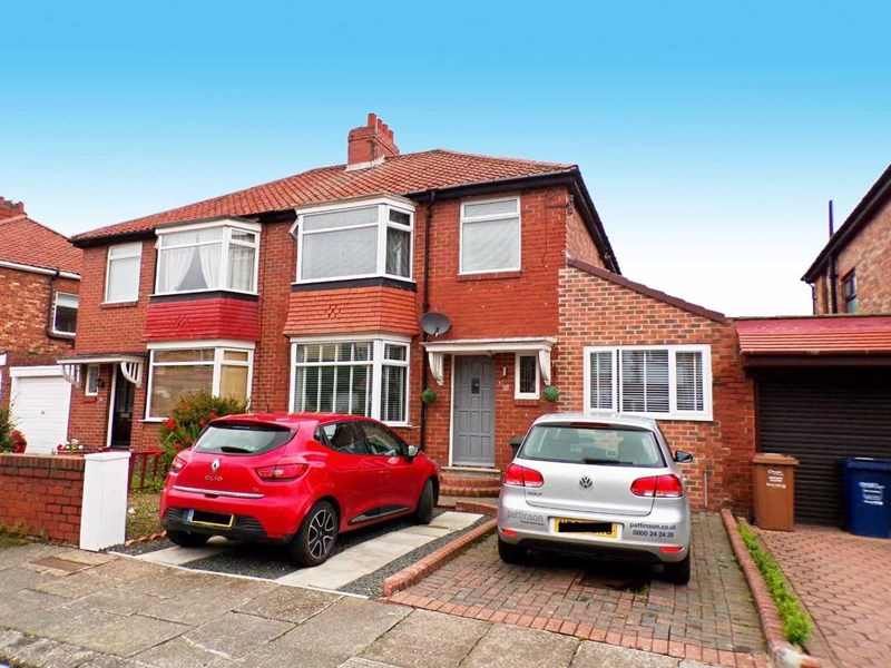 3 Bedrooms Property for sale in Heathdale Gardens, High Heaton, Newcastle upon Tyne, Tyne and Wear, NE7 7QR
