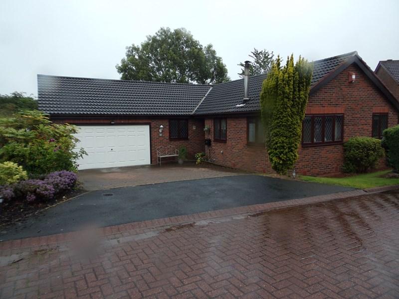 3 Bedrooms Bungalow for sale in Humford Way, Bedlington, Bedlington, Northumberland, NE22 5ET