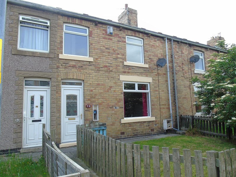 3 Bedrooms Property for sale in Portia Street, Ashington, Ashington, Northumberland, NE63 9DU