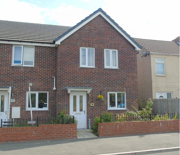 3 Bedrooms Property for sale in Seventh Avenue, Ashington, Northumberland, NE63 0QE