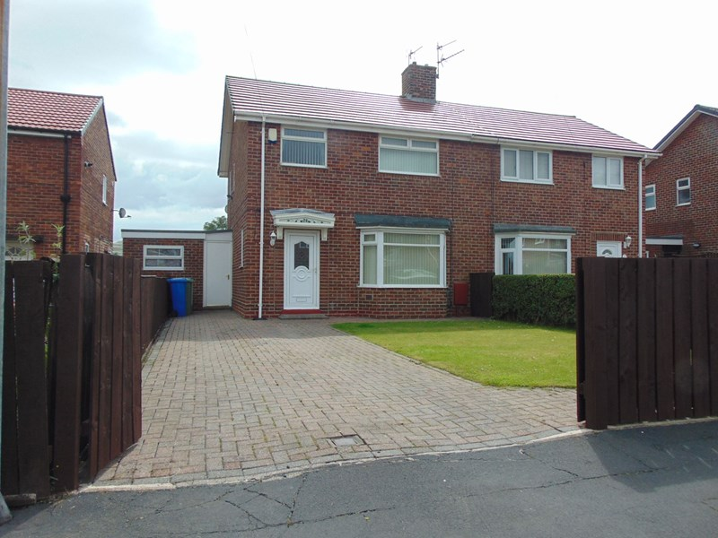 3 Bedrooms Property for sale in Charters Crescent, South Hetton, Durham, Durham, DH6 2TP