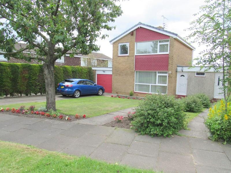 3 Bedrooms Property for sale in Cramond Way, Cramlington, Northumberland, NE23 6LB