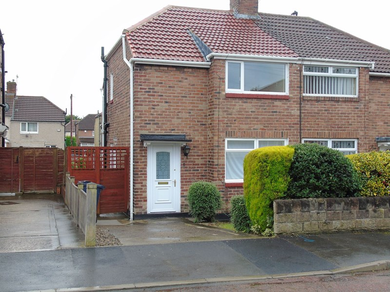 2 Bedrooms Property for sale in Mitford Gardens, Lobley Hill, Gateshead, Tyne and Wear, NE11 0BA