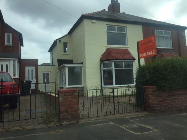 2 Bedrooms Property for sale in Hollywell Road, North Shields, Tyne and Wear, NE29 7NQ