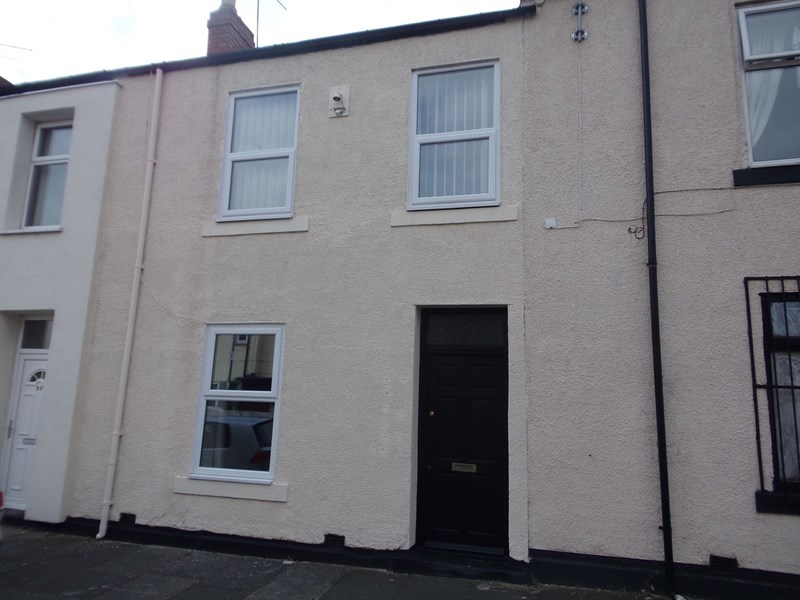 2 Bedrooms Property for sale in Delaval Terrace, Blyth, Blyth, Northumberland, NE24 1DL