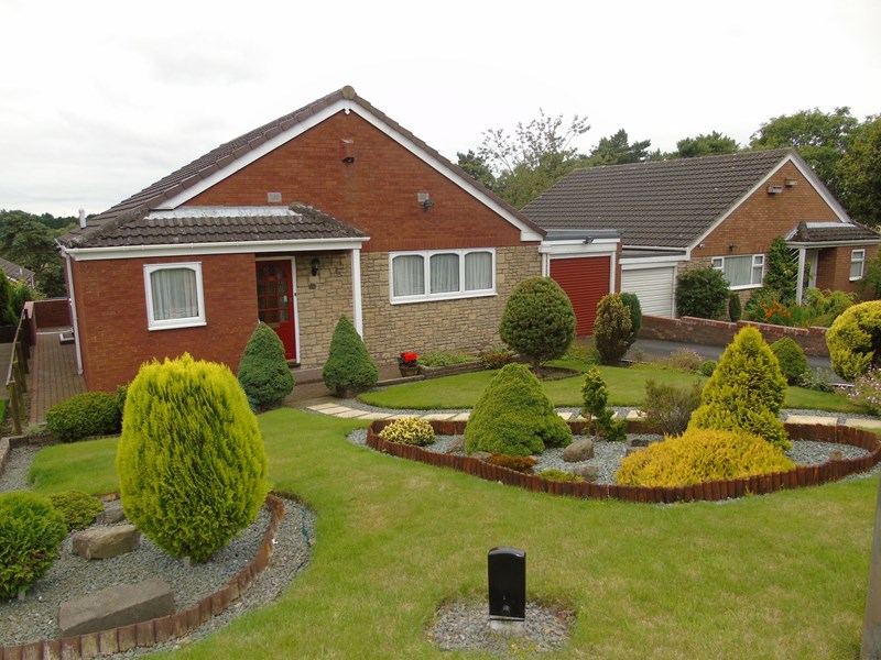 3 Bedrooms Bungalow for sale in Cygnet Close, Ashington, Northumberland, NE63 0DF