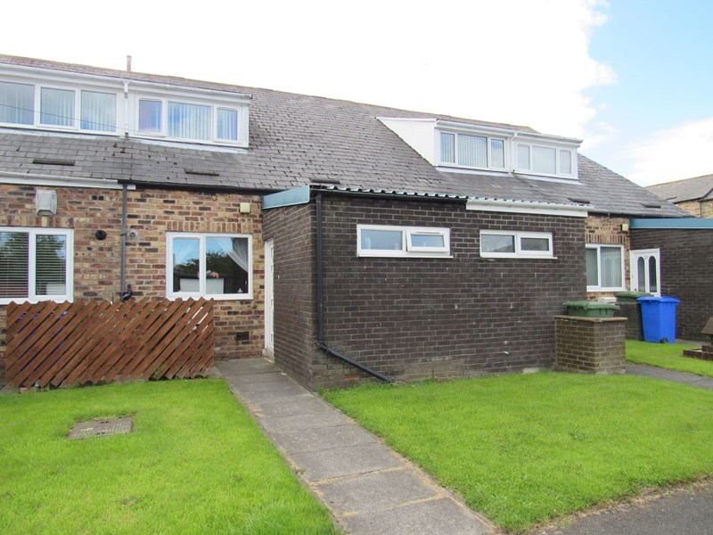 2 Bedrooms Property for sale in Wrightson Street, Hartford, Cramlington, Northumberland, NE23 3BQ