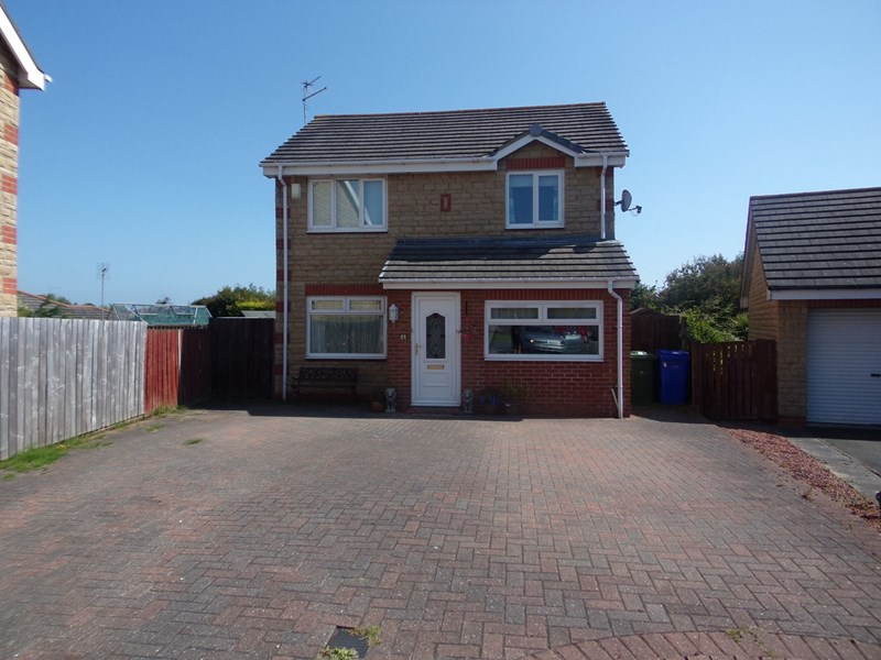 3 Bedrooms Property for sale in Humford Green, Chase Farm, Blyth, Northumberland, NE24 4LY