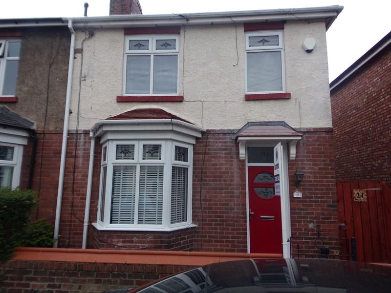 3 Bedrooms Property for sale in Bohemia Terrace, Blyth, Blyth, Northumberland, NE24 3LA