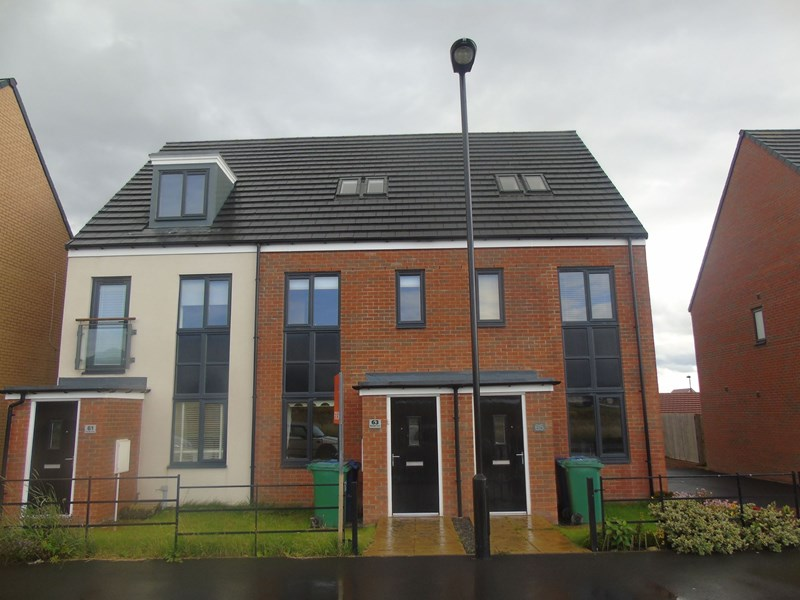 3 Bedrooms Property for sale in Roseden Way, Great Park, Newcastle upon Tyne, Tyne and Wear, NE13 9BD