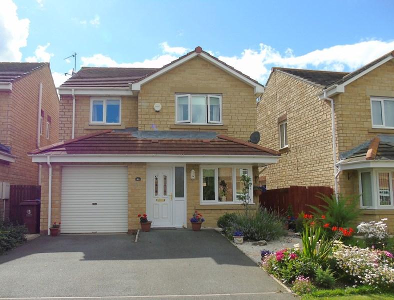 4 Bedrooms Property for sale in Parkside Gardens, Widdrington, Morpeth, Northumberland, NE61 5RP