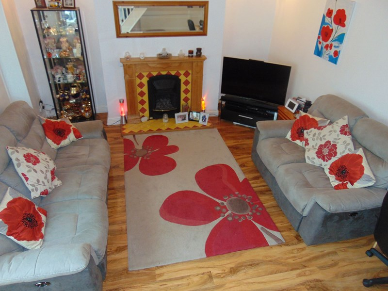 2 Bedrooms Property for sale in Lumley Street, Millfield, Sunderland, Tyne and Wear, SR4 7DZ