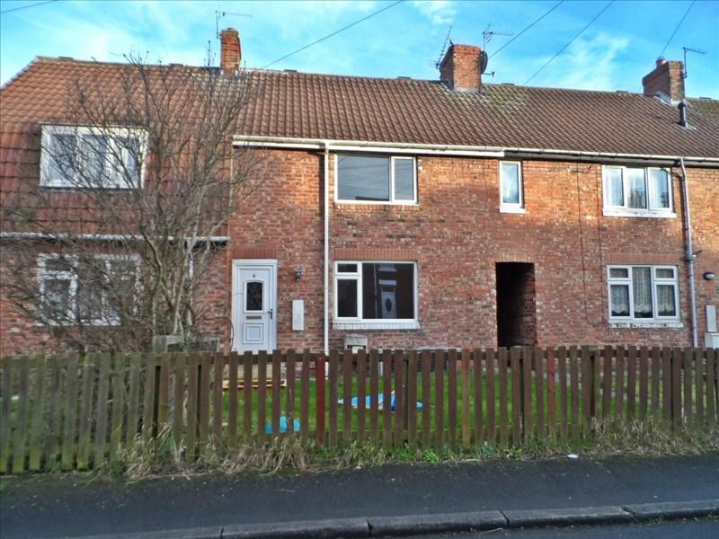 3 Bedrooms Property for sale in North Crescent, Easington, Peterlee, Durham, SR8 3EQ