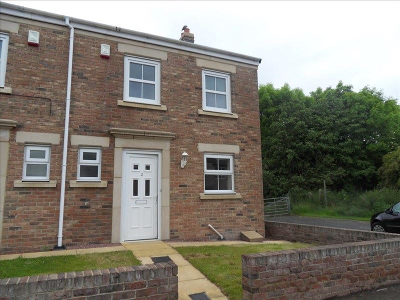 3 Bedrooms Property for sale in Aysgarth, Cramlington, Northumberland, NE23 3AQ