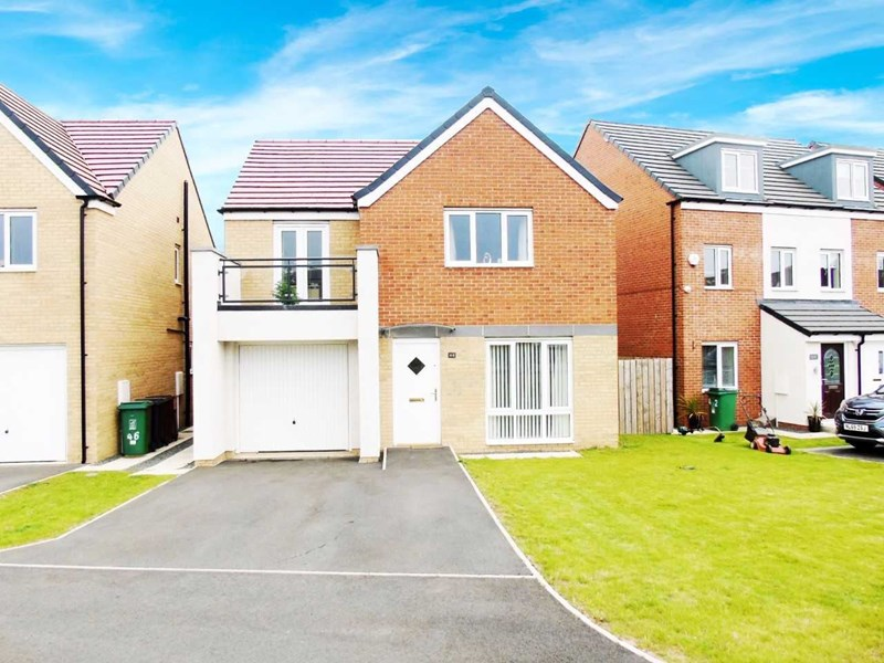 4 Bedrooms Property for sale in Merlin Way, Hartlepool, Durham, TS26 0QT